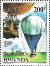 [The 200th Anniversary of Manned Flight - Balloons, Typ APU]