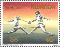 [Olympic Games - Los Angeles, USA, Typ AQA]