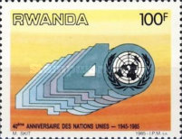 [The 40th Anniversary of the United Nations, Typ ARD]