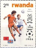 [Football World Cup - Mexico 1986, Typ ASI]