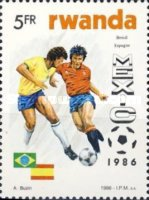 [Football World Cup - Mexico 1986, Typ ASK]