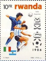 [Football World Cup - Mexico 1986, Typ ASL]