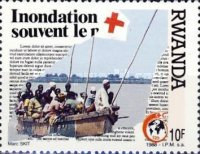 [The 125th Anniversary of International Red Cross, type AUT]