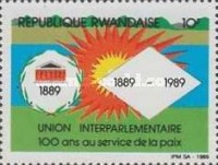 [The 100th Anniversary of Interparliamentary Union, Typ AVC]