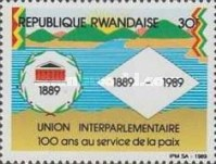 [The 100th Anniversary of Interparliamentary Union, Typ AVD]