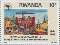 [The 25th Anniversary of African Development Bank, type AVT]