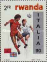 [Football World Cup - Italy, Typ AVX]