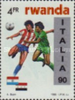 [Football World Cup - Italy, type AVY]