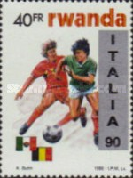 [Football World Cup - Italy, Typ AWB]