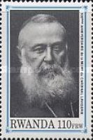 [The 100th Anniversary of the Death of Cardinal Charles Lavigerie, 1825-1892, Typ AWR]