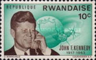 [The 2nd Anniversary of the Death of John F. Kennedy, 1917-1963, Typ BB]