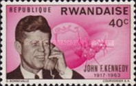 [The 2nd Anniversary of the Death of John F. Kennedy, 1917-1963, Typ BB1]