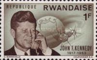 [The 2nd Anniversary of the Death of John F. Kennedy, 1917-1963, Typ BB3]