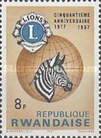 [The 50th Anniversary of Lions International, Typ DR3]