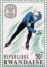 [Winter Olympic Games - Grenoble, France, Typ EC]