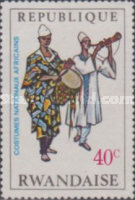[African National Costumes, Typ FG]