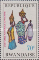 [African National Costumes, Typ FI]
