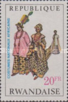 [African National Costumes, Typ FK]