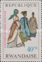 [African National Costumes, Typ FL]