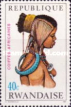[African Headdresses, Typ GC]