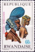 [African Headdresses, Typ GD]