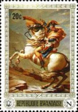 [The 200th Anniversary of the Birth of Napoleon Bonaparte, Typ GW]