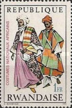 [African National Costumes, Typ HY]