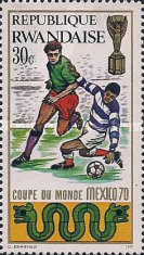 [Football World Cup - Mexico, Typ IE]