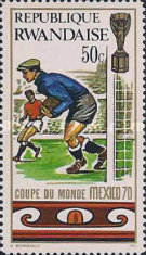 [Football World Cup - Mexico, Typ IF]