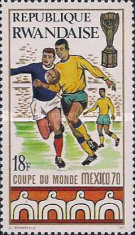 [Football World Cup - Mexico, Typ II]