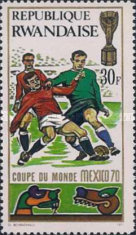 [Football World Cup - Mexico, Typ IJ]