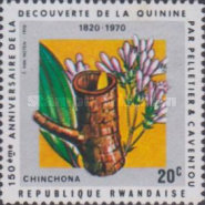 [The 150th Anniversary of Discovery of Quinine and Other Alkaloids by Pierre Joseph Pelletier and Joseph Bienaime Caventou, Typ JB]