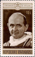 [The 100th Anniversary of the First Vatican Council, Typ JY]