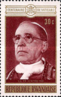 [The 100th Anniversary of the First Vatican Council, Typ KA]