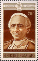 [The 100th Anniversary of the First Vatican Council, Typ KE]