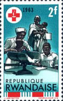 [The 100th Anniversary of International Red Cross, type L1]