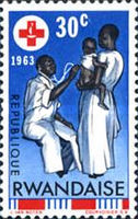 [The 100th Anniversary of International Red Cross, type N]