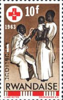 [The 100th Anniversary of International Red Cross, type N1]