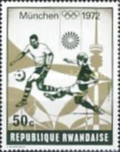 [Olympic Games - Munich, Germany, Typ NM]