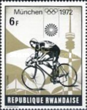 [Olympic Games - Munich, Germany, Typ NO]
