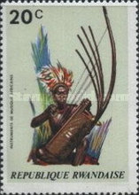 [African Musical Instruments, Typ OV]