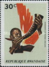 [African Musical Instruments, Typ OW]