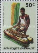 [African Musical Instruments, Typ OX]