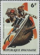 [African Musical Instruments, Typ PA]