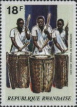 [African Musical Instruments, Typ PB]
