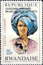 [Africa Fortnight in Brussels - Previous Issues Overprinted