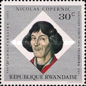 [The 500th Anniversary of the Birth of Nicolaus Copernicus, Typ QY]