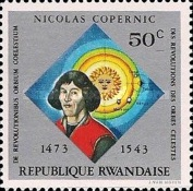[The 500th Anniversary of the Birth of Nicolaus Copernicus, Typ QZ]