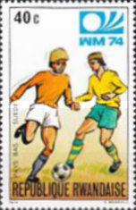 [Football World Cup - West Germany, Typ RM]