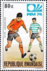 [Football World Cup - West Germany, Typ RO]